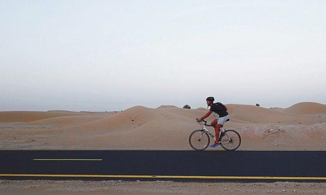 Al Qudra Cycling Track_2