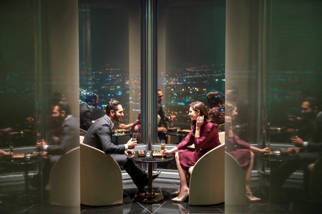 The Lounge, Burj Khalifa (Couples) — LR