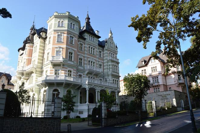 Hotel Savoy Westend v Karlových Varech