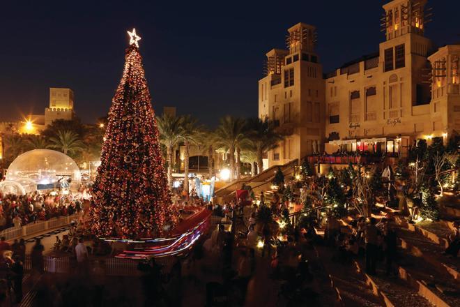 Festive Market — Madinat Jumeirah 1