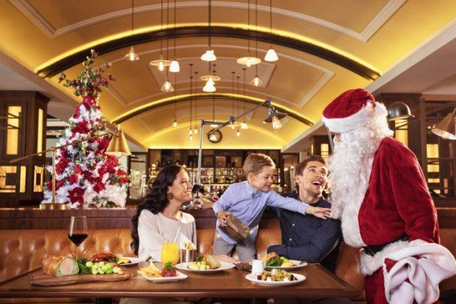 Festive activities at Atlantis The Palm (1)