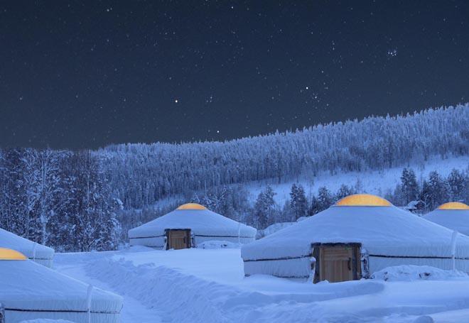 Yurt District