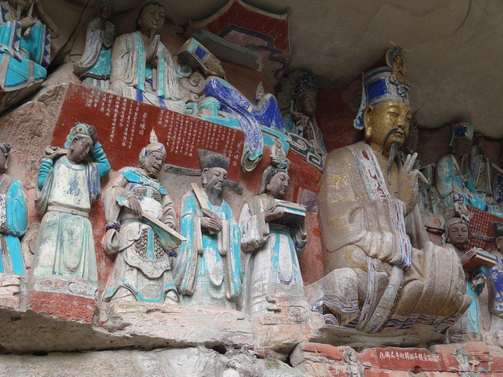 Буддийские пещерный комплексы (1)