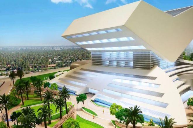Mohammed Bin Rashid Library — копия измененный размер