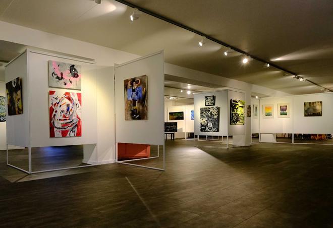 Пространство галереи