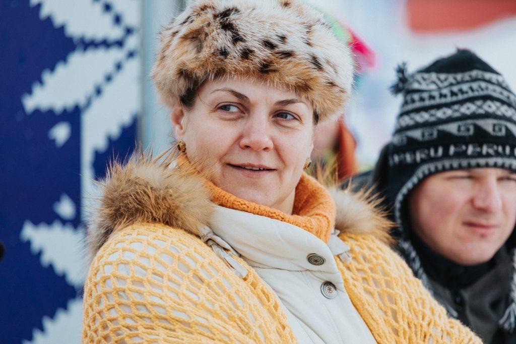 Актриса Анна Уколова