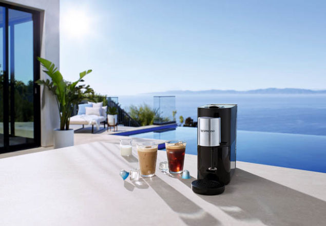 BC for Ice — Nespresso Atelier для сайта