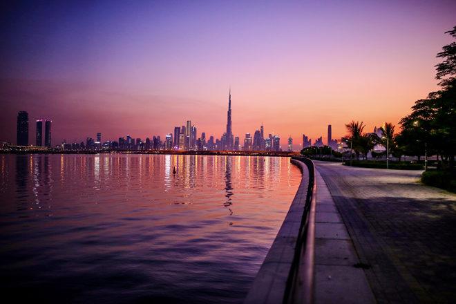 Al Jaddaf Walk 2