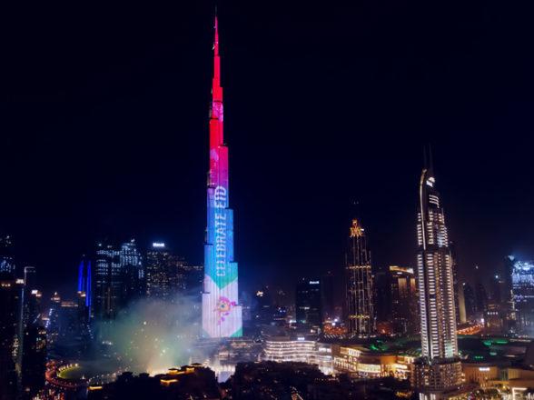 DSS 2020 Opening Day_Burj Khalifa 8