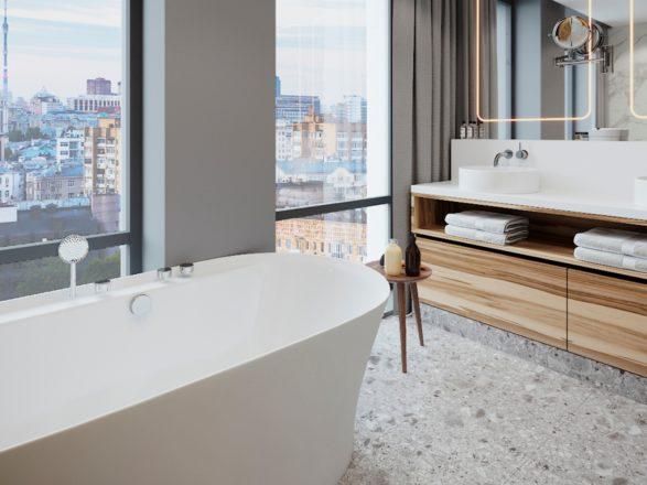 Mövenpick Москва Таганская,Bathroom_Suite