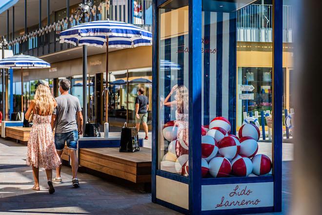 The Mall Sanremo — Lido Sanremo9