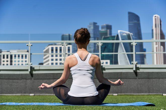 Yoga @ibis Moscow Kievskaya