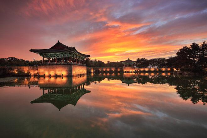 Корея 1