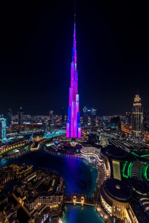 Burj Khalifa — Led Show — Press — 1[2]