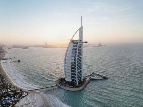 Burj Al Arab Jumeirah — Dubai Tourism