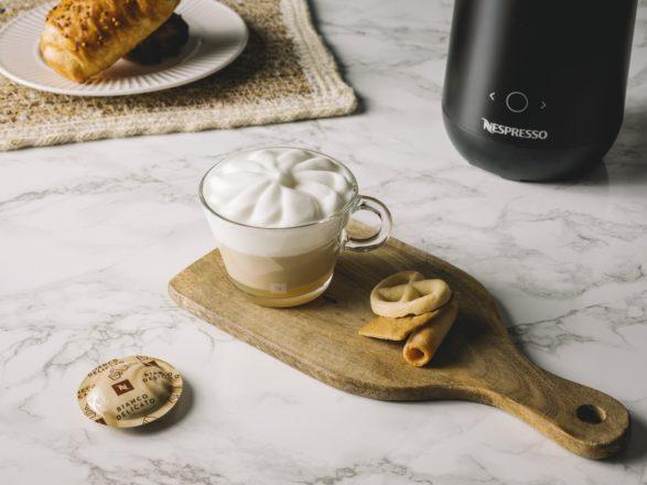 Nespresso Professional_Bianco Delicato