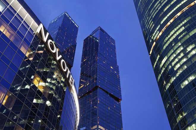 NOVOTEL MOSCOW City — 5168