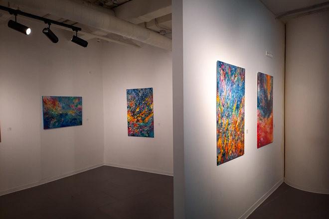 Интерьер галереи 2