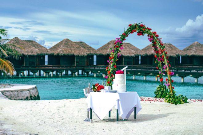 Sheraton Maldives 3