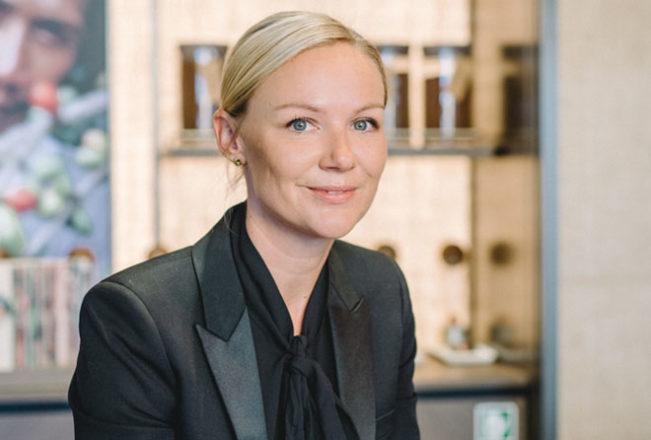 Анна Ландсторм, бренд-директор Nespresso