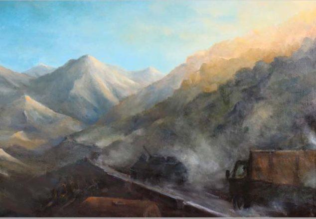 Кулев П.Д. Перевал Саланг. 1990-2000-0е