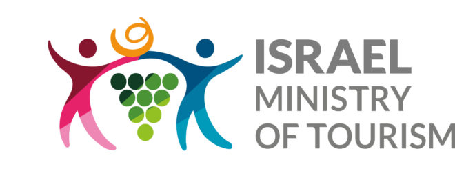 Logo Israel Ministry of Tourism