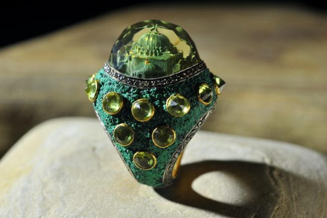 Sevan Biçakçi — Jewelry — Hagia Sophia