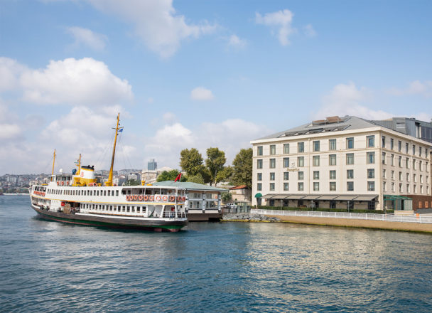 Shangri-La Bosphorus Istanbul — Exterior — 1407480